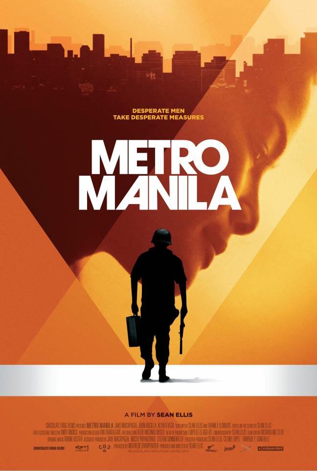 映画「Metro Manila」