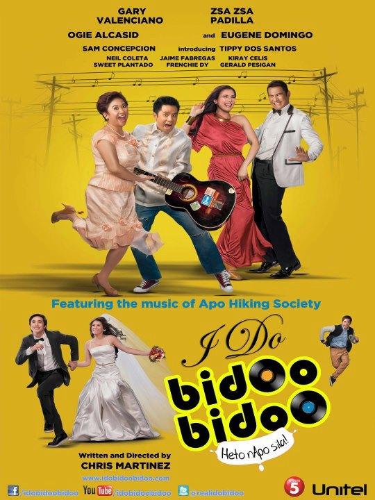 「アイ・ドゥ・ビドゥビドゥ / I Do Bidoo Bidoo」のポスター1