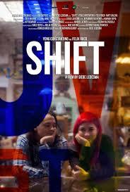 フィリピン映画『シフト』のオリジナルポスター2