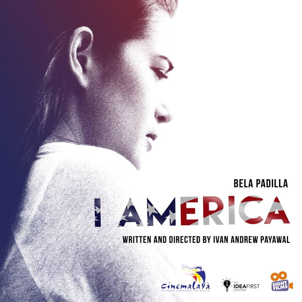 『I America』オリジナルポスター1